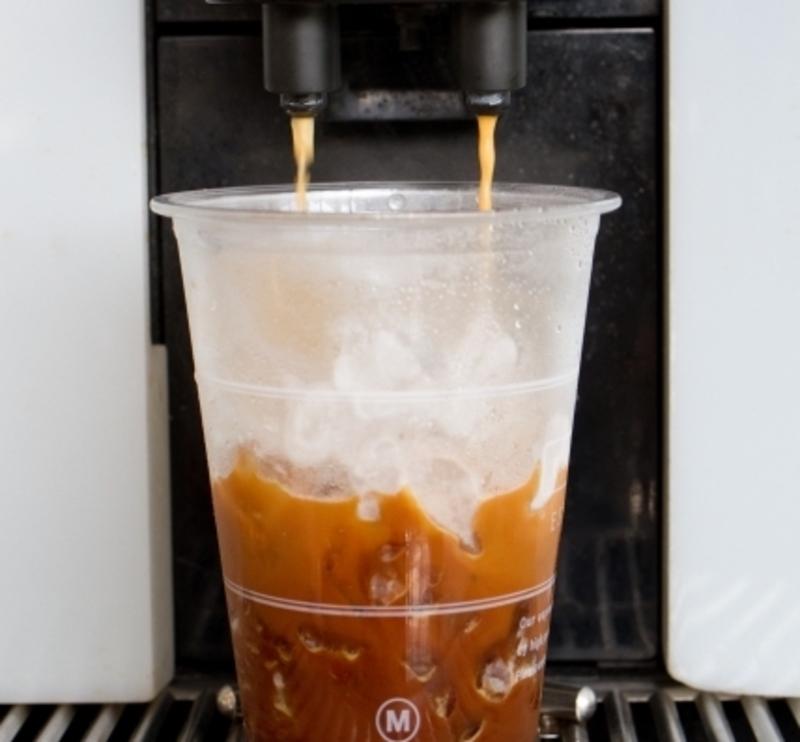エスプレッソ、アイスコーヒー3