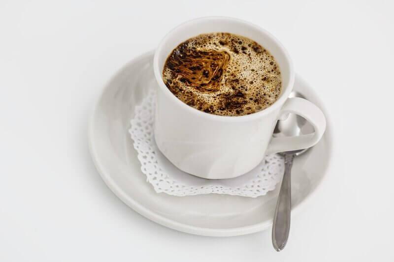 インスタントコーヒー、飲み方6