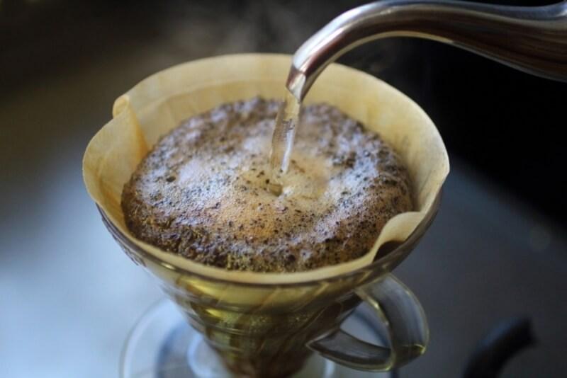 ドリップコーヒー、エスプレッソ、違い2
