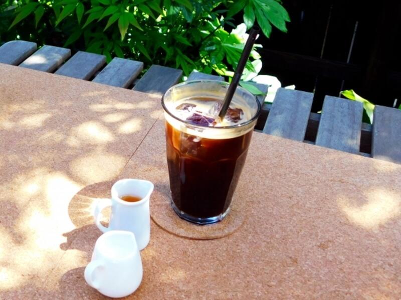 ドリップコーヒー、アイス4